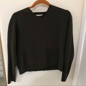 Grana Italian merino wool sweater small